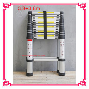 3.8m Double Sided Type Telescopic Ladder