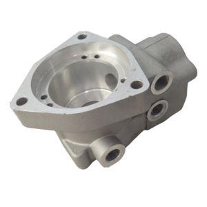 最上質アルミニウムは自動車または車のためのダイカストの部品を