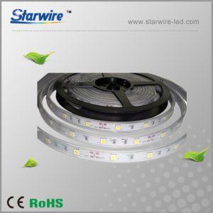 5050 LED blanco tira de PCB de la luz (SW-F5050T30-S)