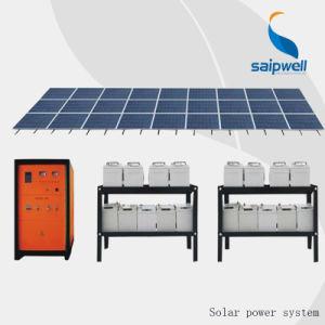 Venda a quente do sistema doméstico de energia solar (SP-5000H)
