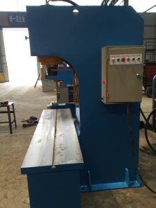 Macchina singola di alluminio della pressa di azione di fabbricazione di piatto del POT d'acciaio