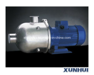 Horizontal Multistage Stainless Steel Centrifugal Pump Chl