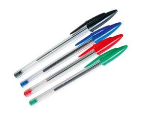 Venta caliente la máxima calidad Bic Bolígrafo Stick Bolígrafo para promoción
