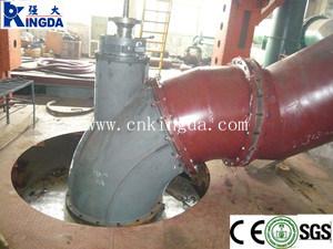 Vxl vertikale Mischfluss-Pumpe