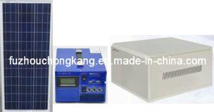 Juegos de generador solar de 300W, la luz del sistema de paneles solares (FC-NA300-B).