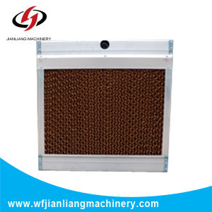 Jl высокой прочности блока охлаждения коричневого цвета