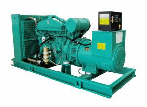 Los 60 Hz y 320kw 400kVA duelo silencioso Gas Diesel generador de combustible