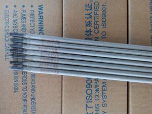 E7018 De Elektroden van het Lassen van het Koolstofstaal voor het Lassen van het Staal