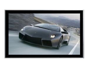 42 인치 잘 고정된 DVD 플레이어 선반, 영상 선수를 광고하는 LCD 디지털 방식으로