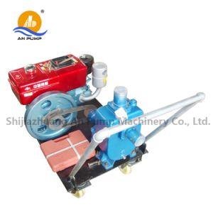 Dieselmotor-selbstansaugende zentrifugale Abwasser-Pumpe