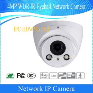 Videosorveglianza di Digitahi del bulbo oculare del CCTV IR di Dahua 4MP WDR di Ipc di obbligazione del IP della rete esterna della macchina fotografica video (IPC-HDW5431R-Z)