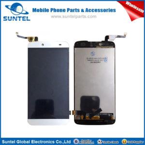 LCD para Blu Dash X Plus D950 cheio de vidro da tela de toque LCD de substituição do conjunto de digitalização