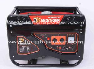 3kw/3kVA Portable Silent Gasoline Engine Generator für Home Use