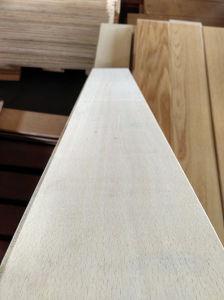 3-clásico de la Capa de color natural de roble francés de ingeniería de suelos de madera