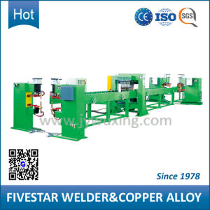 Linea di produzione automatica della saldatrice del radiatore del comitato del trasformatore