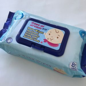 Toalhetes de bebé toalhetes de Bebé Orgânicos Toalhetes Private Label Factory