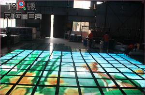 高品質61*61cm P10屋外LEDのビデオダンス・フロア