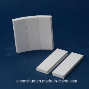 Al2O3 de l'alumine de tubes en céramique de plier le tuyau de fabricant chinois