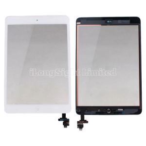 Het Originele Zwarte Deel van uitstekende kwaliteit van de Reparatie van het Scherm van de Aanraking voor iPad Mini