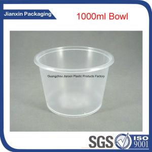 32oz одноразовой пластиковой упаковки продуктов питания чаша