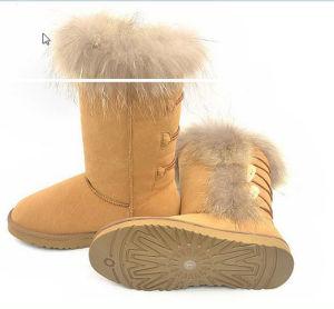 Dame d'hiver chaud-90512 bottes de neige (FB)