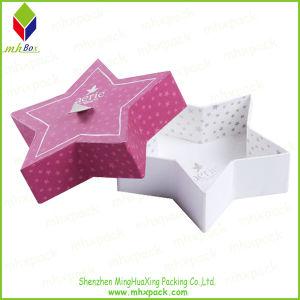 Forma irregular el papel de embalaje Caja de chocolate de regalo