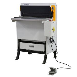 Heavy Duty eléctrico de la máquina de perforación y encuadernación de alambre doble máquina