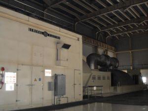 Filtro de ar da turbina a gás da Siemens