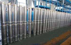 Хорошее качество погружение глубокие водяного насоса с сертификат CE