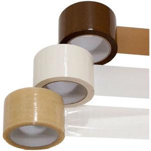 De plakband van de Band van de Verpakking BOPP voor en Karton die verzegelen inpakken