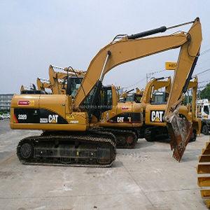 Fornitore usato del professionista del gatto 320d Cina dell'escavatore