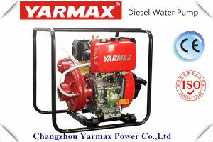 Diesel Yarmax Bomba de agua de riego agrícola Diesel de 2 pulgadas de la bomba de agua Ymdp20h