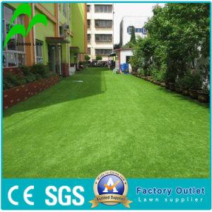 Durabilidad resistencia UV Paisajismo Césped artificial para jardín