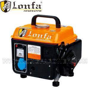 950 tipo generatore della benzina raffreddato aria 750W del generatore