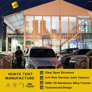 Double Decker Tenda para eventos ao ar livre (HML)