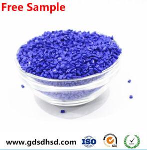 Nano CaCO3 van het Carbonaat van het Calcium Blauwe Kleur Masterbatch
