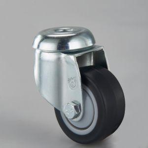 2-дюймовый отверстие под болт мебелью в стиле ЕС самоустанавливающегося колеса