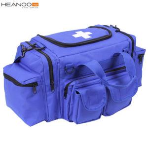 إنقاذ مساعد طبيّ زرقاء [إمت] [مديكل مرجنسي رسبونس] حقائب مع [شوولدر سترب]