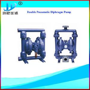 Neumática de doble membrana bomba de transferencia de líquido ácido pegamento