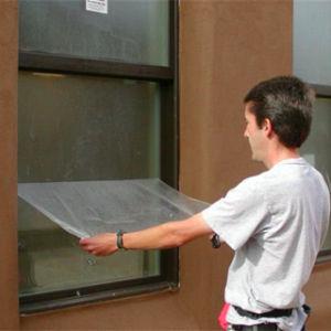 PE Film protecteur pour la porte et fenêtre