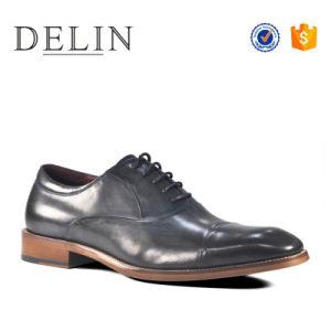 Mode de couleur noir Hommes Chaussures en cuir des chaussures de mariage robe