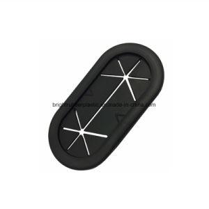 OEMの高品質の黒のゴム製楕円形のグロメット