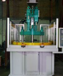 Standardkleines 12tons mit Ce&ISO Bescheinigungs-Spritzen-Maschine