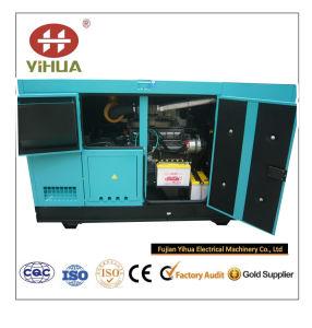 gruppo elettrogeno diesel cinese silenzioso di 60kVA Ricardo