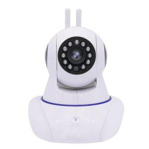 Alarm GSM+WiFi van de Veiligheid van Burgar van het huis het Draadloze met IP Camera