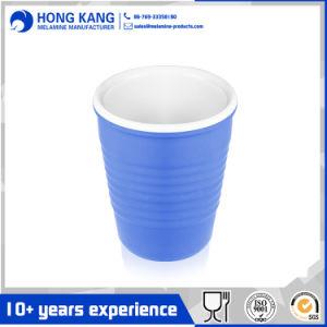 Hauswaren-Zoll gedruckter trinkender Melamin-Becher