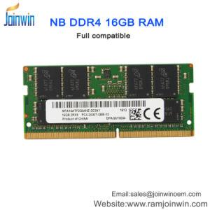 Высокое качество памяти DDR4 16ГБ надувные ноутбук I7 оперативной памяти для компьютера