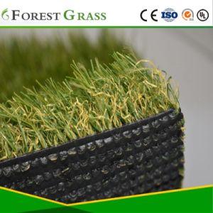Het klassieke Natuurlijke Groene Kunstmatige Gras van het Ornament voor Huisdieren (LS)