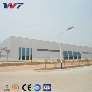 Taller de la estructura de bastidor de acero superior edificios almacén fabricante