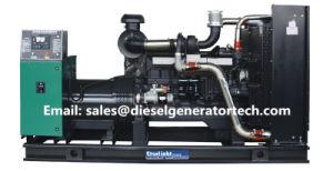 330квт 412.5ква звуконепроницаемых дизельного генератора дизельного двигателя Shangchai генераторах